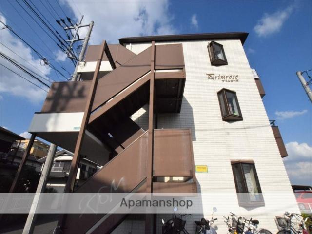 神奈川県相模原市南区、古淵駅徒歩3分の築23年 3階建の賃貸マンション