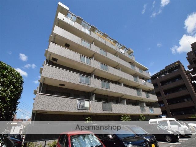 神奈川県大和市、東林間駅徒歩16分の築17年 6階建の賃貸マンション