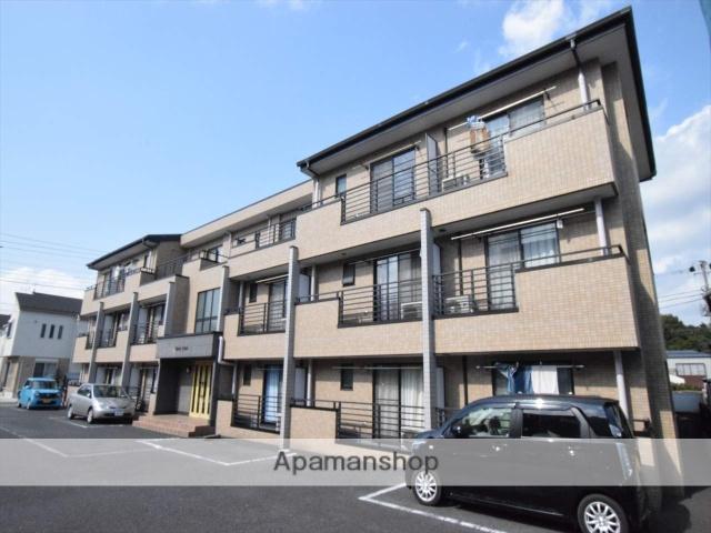 神奈川県相模原市中央区、古淵駅徒歩17分の築13年 3階建の賃貸マンション
