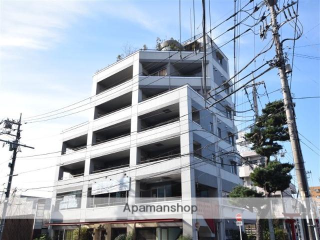 神奈川県相模原市南区、相模大野駅徒歩4分の築25年 7階建の賃貸マンション