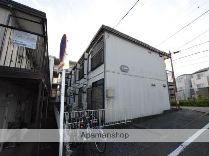 神奈川県相模原市南区、相模大野駅徒歩21分の築32年 2階建の賃貸アパート