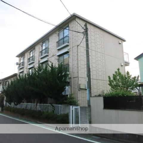 神奈川県相模原市中央区、古淵駅徒歩35分の築28年 3階建の賃貸マンション