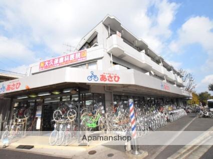 東京都町田市、古淵駅徒歩16分の築24年 3階建の賃貸マンション