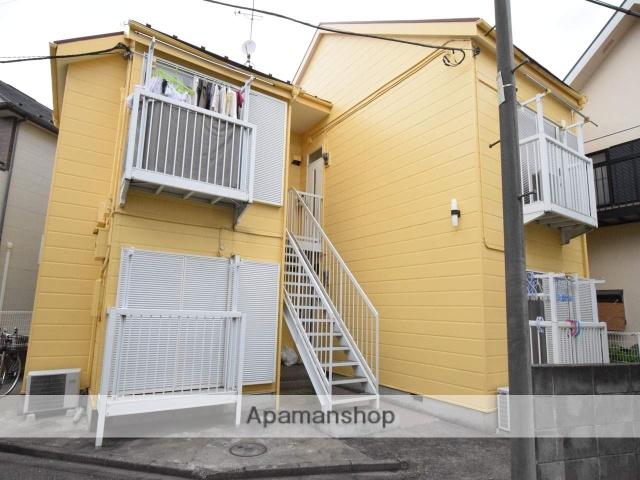 神奈川県相模原市南区、古淵駅徒歩10分の築21年 2階建の賃貸アパート