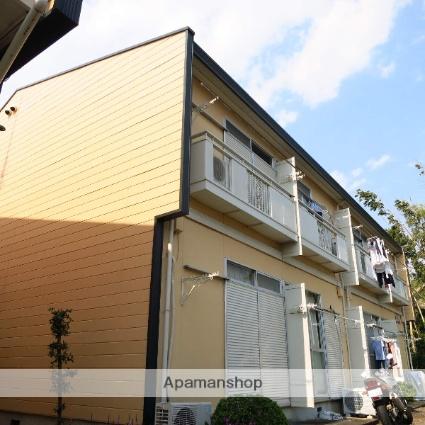 神奈川県相模原市南区、相模大野駅徒歩8分の築29年 2階建の賃貸アパート