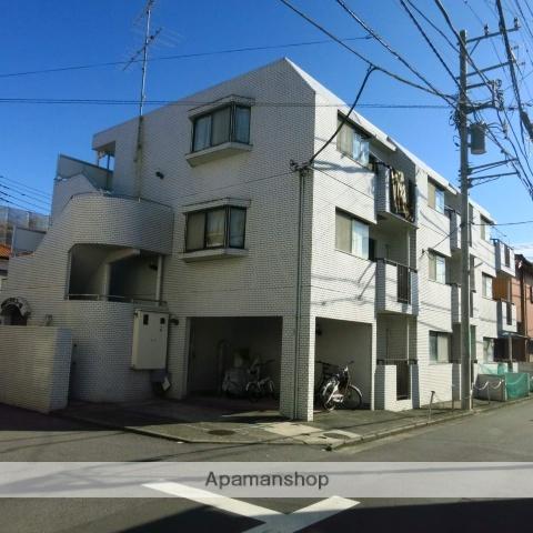 神奈川県座間市、小田急相模原駅徒歩8分の築27年 3階建の賃貸マンション