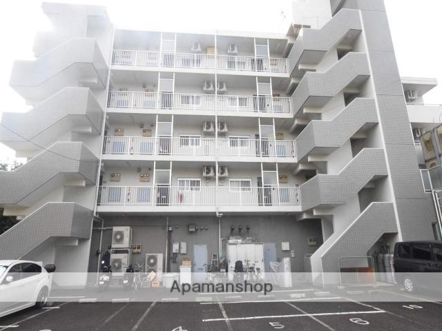 神奈川県相模原市南区、古淵駅徒歩3分の築25年 5階建の賃貸マンション