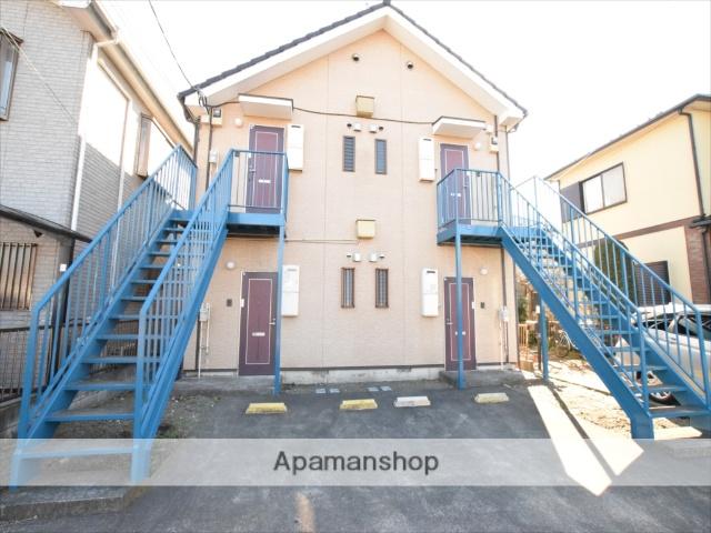 東京都町田市、古淵駅徒歩17分の築12年 2階建の賃貸アパート