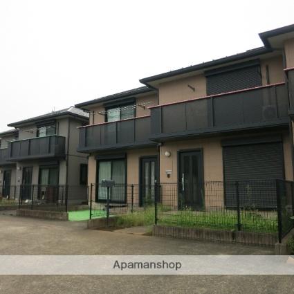 東京都町田市、南町田駅徒歩2分の築20年 2階建の賃貸テラスハウス