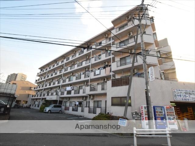神奈川県相模原市南区、古淵駅徒歩4分の築27年 5階建の賃貸マンション