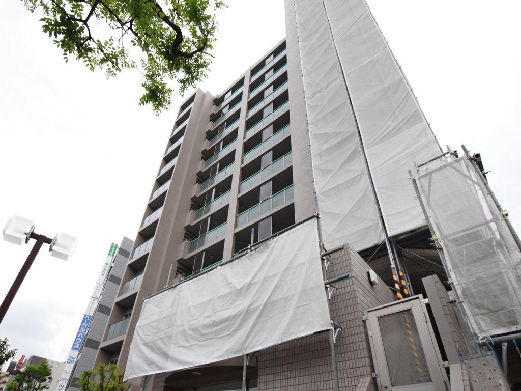 東京都町田市、町田駅徒歩5分の築15年 11階建の賃貸マンション