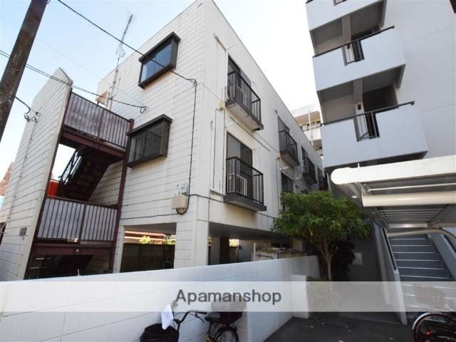 神奈川県相模原市南区、小田急相模原駅徒歩5分の築30年 3階建の賃貸マンション