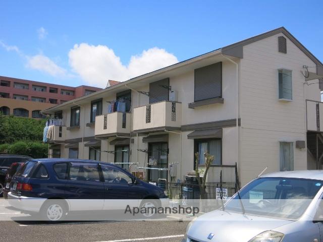 東京都町田市、鶴川駅徒歩10分の築29年 2階建の賃貸アパート