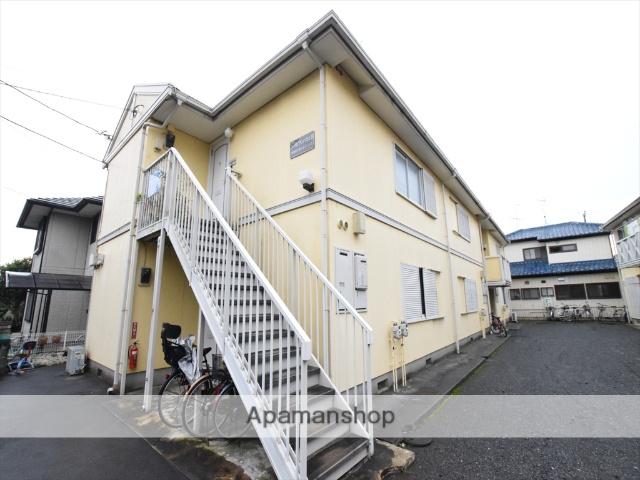 神奈川県相模原市南区、古淵駅徒歩15分の築24年 2階建の賃貸アパート