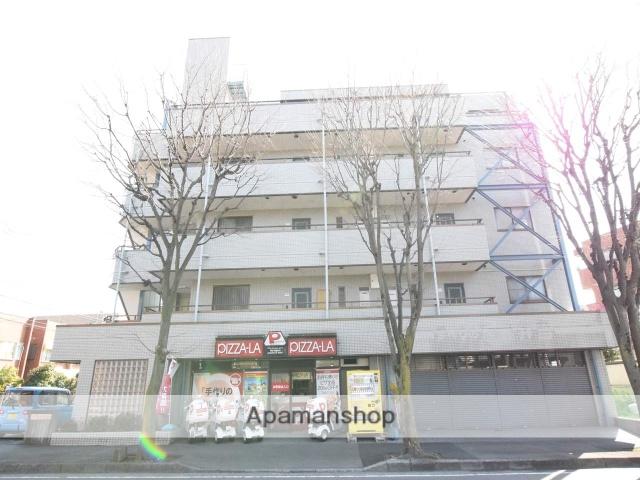 神奈川県相模原市南区、町田駅徒歩64分の築23年 5階建の賃貸マンション