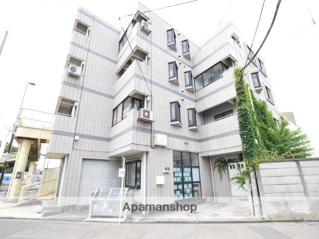 神奈川県相模原市南区、町田駅徒歩25分の築26年 4階建の賃貸マンション