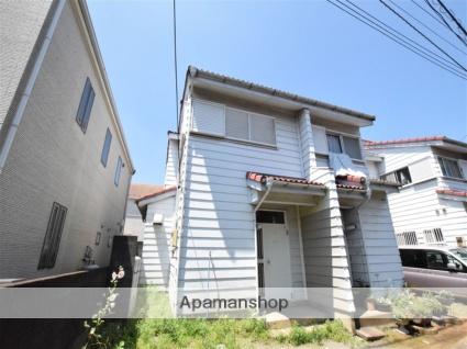 神奈川県相模原市南区、小田急相模原駅徒歩20分の築32年 2階建の賃貸テラスハウス