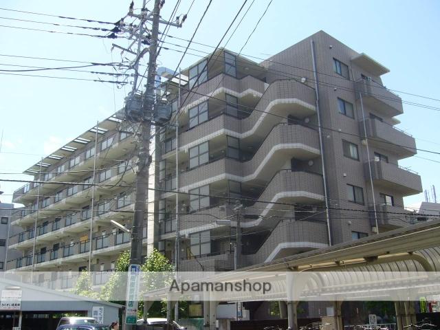 神奈川県相模原市南区、小田急相模原駅徒歩2分の築20年 6階建の賃貸マンション