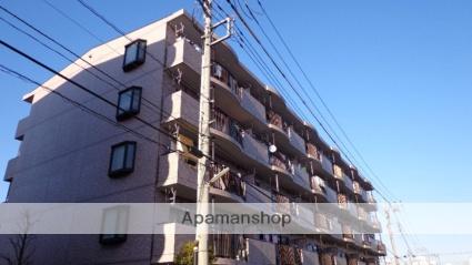 神奈川県相模原市南区、町田駅徒歩7分の築21年 5階建の賃貸マンション