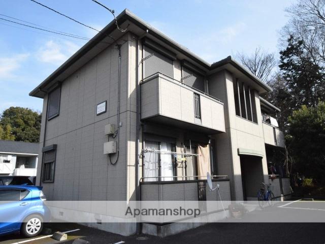 神奈川県相模原市中央区、古淵駅徒歩14分の築16年 2階建の賃貸アパート