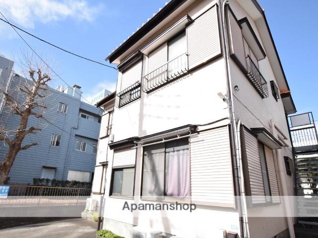 神奈川県相模原市南区、相模大野駅徒歩10分の築34年 2階建の賃貸アパート