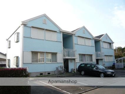 東京都町田市、淵野辺駅徒歩28分の築28年 2階建の賃貸アパート