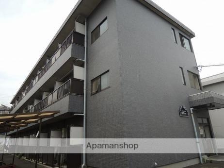 神奈川県川崎市麻生区、鶴川駅徒歩12分の築23年 3階建の賃貸マンション