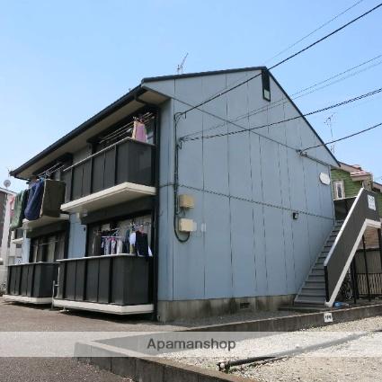 神奈川県相模原市南区、古淵駅徒歩30分の築21年 2階建の賃貸アパート