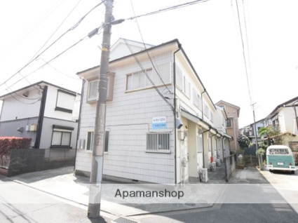 神奈川県相模原市南区、町田駅徒歩26分の築30年 2階建の賃貸テラスハウス