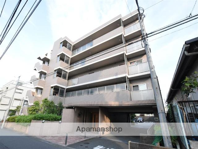 東京都町田市、町田駅徒歩18分の築14年 5階建の賃貸マンション