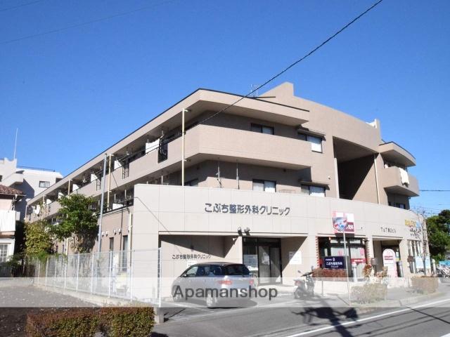 神奈川県相模原市南区、古淵駅徒歩3分の築22年 3階建の賃貸マンション