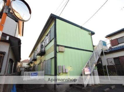 神奈川県相模原市南区、古淵駅徒歩18分の築35年 2階建の賃貸アパート