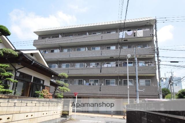 東京都町田市、成瀬駅徒歩35分の築20年 5階建の賃貸マンション
