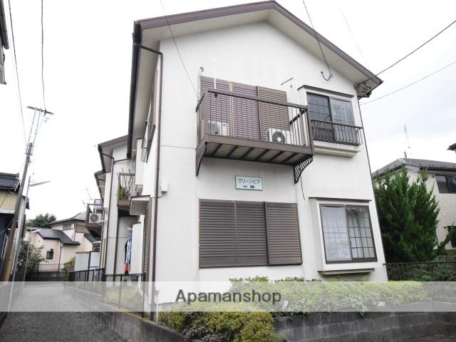 東京都町田市、古淵駅徒歩17分の築27年 2階建の賃貸アパート