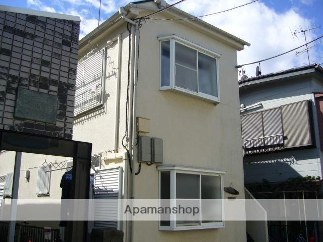 神奈川県相模原市南区、東林間駅徒歩17分の築28年 2階建の賃貸アパート