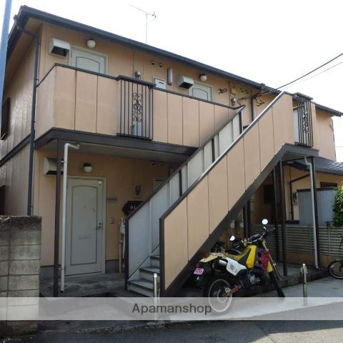 神奈川県相模原市南区、相模大野駅徒歩9分の築26年 2階建の賃貸アパート