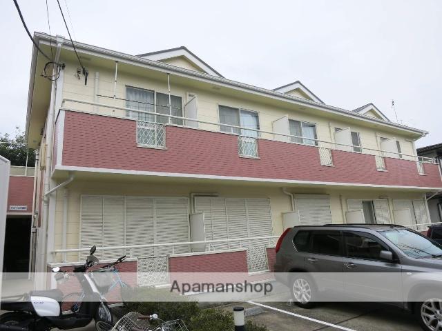 東京都町田市、成瀬駅徒歩3分の築17年 2階建の賃貸アパート