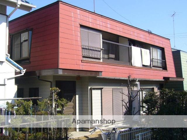 東京都町田市、成瀬駅徒歩4分の築35年 2階建の賃貸テラスハウス