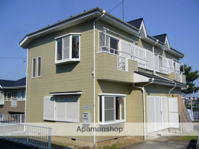 金井町テラスハウス1