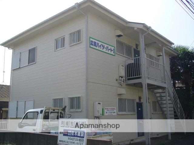 東京都町田市、町田駅徒歩12分の築32年 2階建の賃貸アパート