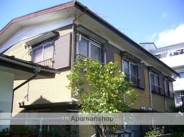 神奈川県相模原市南区、小田急相模原駅徒歩10分の築30年 2階建の賃貸アパート