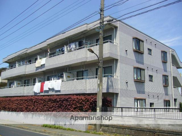 東京都町田市、成瀬駅徒歩10分の築24年 3階建の賃貸マンション