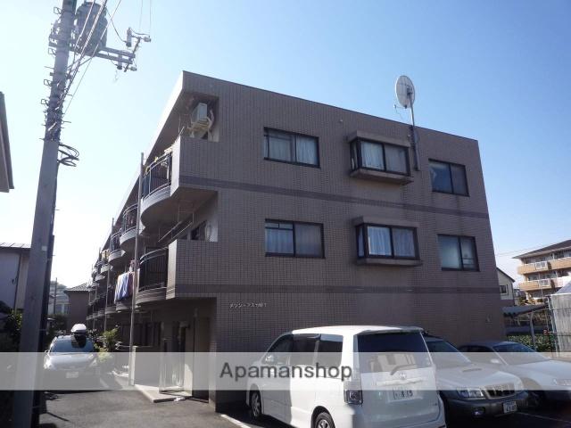 神奈川県相模原市南区、町田駅徒歩23分の築22年 3階建の賃貸マンション