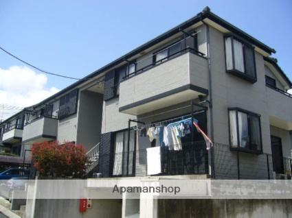東京都町田市、成瀬駅徒歩8分の築19年 2階建の賃貸アパート