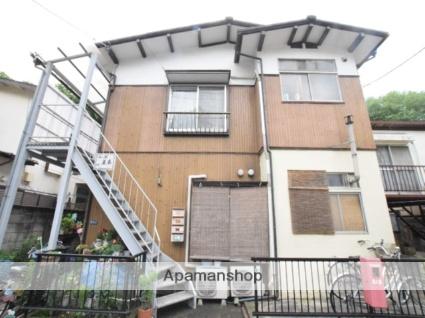 神奈川県相模原市南区、古淵駅徒歩15分の築34年 2階建の賃貸アパート