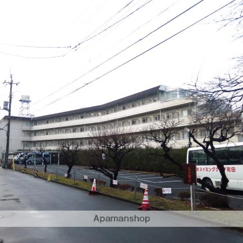 東京都町田市、町田駅バス15分忠生2丁目下車後徒歩2分の築28年 5階建の賃貸マンション
