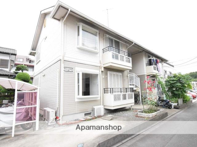 神奈川県相模原市南区、町田駅徒歩22分の築22年 2階建の賃貸アパート