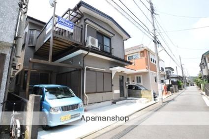神奈川県相模原市南区、町田駅徒歩30分の築44年 2階建の賃貸アパート
