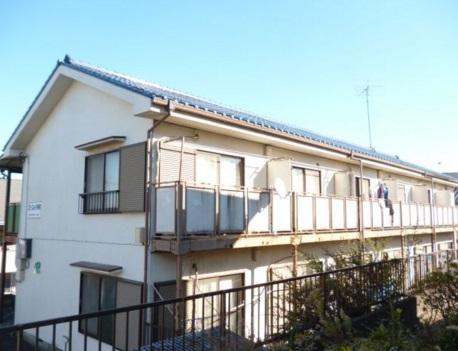 東京都町田市、玉川学園前駅徒歩13分の築29年 2階建の賃貸アパート