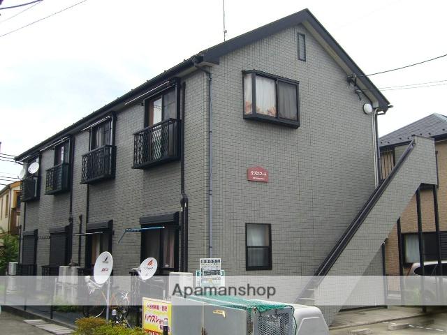 東京都町田市、成瀬駅徒歩13分の築16年 2階建の賃貸アパート